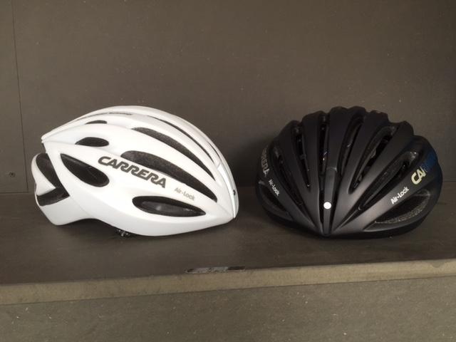 ACTIE !!!  Carrera nitro fietshelm voor 99,95€ (adviesprijs 199,95€)