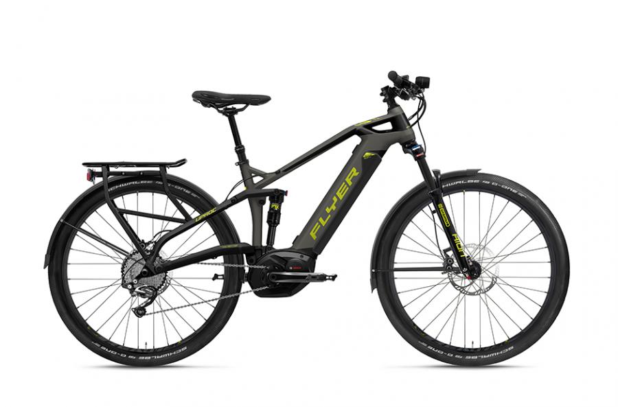 Flyer sports utility – verschillende modellen en kleuren – adviesprijs vanaf 3699.00€