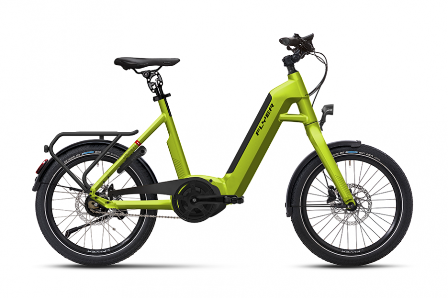 Flyer upstreet 1 serie – verschillende modellen en kleuren – adviesprijs vanaf 3499.00€